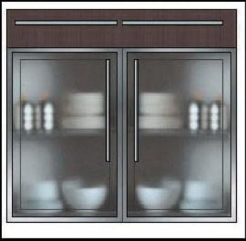 Base with 2 perspex doors  sc 1 st  Wholesale Clearance Stock Lots & Base with 2 perspex doors Gastrodirect Europe Wholesale