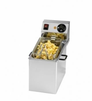 friteuse mit herausnehmbaren fettbehälter