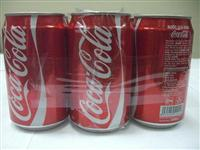 Coca-Cola 330ml can/ Coca-Cola 500 ml bottle
