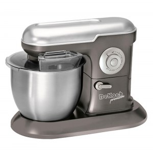 De Koch DK-KM650: Kitchen Machine Silver