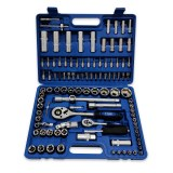 IFTools IFT108: 108 Pieces Socket Set (1/4' & 1/2')