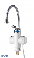 EU plug! 3sec instant Tankless electric water heater faucet