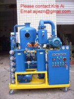Offer Hi-vacuum Transformer Oil Filtration