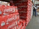 Coca Cola, Fanta, Sprite, Dr Pepper, Diet Coke