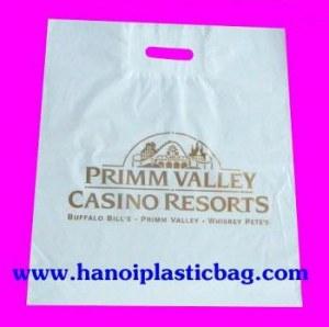 Patch handle bag no anti dumping tax