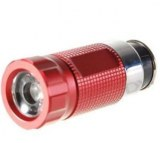 Car rechargeable LED flashlight and torch