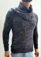Stock of wool sweater