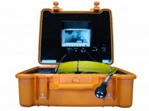 Cameras for drains inspections