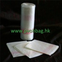 Dissolvable Water Soluble laundry sack for infection control in hospital