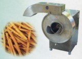 Potato chips and french fries cutting machine
