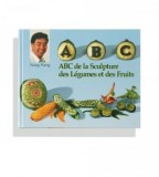The ABC of fruit and vegetable sculpturing - Xiang Wang