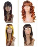 Wig and extensions ( smooth quality and various colors)