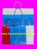 Rigid handle bag high quality no anti dumping tax