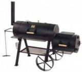 "Joe`s Barbecue Smoker 16"" Longhorn"