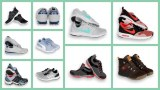Luxus Sportschuhe Mix - Salomon, Adidas, Nike, Columbia, New Balance