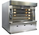 Steam tube deck oven gas, 93 kw
