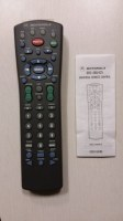 Motorola DRC-400/425 Universal Remote Control