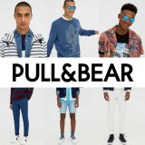 PULL & BEAR MEN'S SPRING-SUMMER COLLECTION- FROM 4.50 €/PC