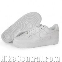 Nike Air Force 1 Women and Men Board Classic Shoes White