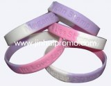 China supplyer offer new fashion silicone wristbands
