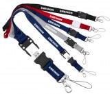 We offer promotional USB  lanyards