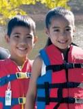 Hot selling neoprene life jackets