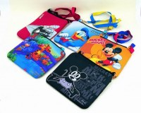 Fashion heat transfer printing neoprene laptop bag on sale,ODM and OEM are welcome