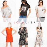 LOLALIZA WOMEN'S COLLECTION S/S- FROM 2.95 €/PC