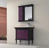 Europe style bathroom vanity cabinet