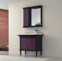 Europe style bathroom vanity cabinet