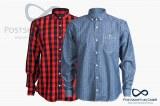 Shine Original: Men's Shirts, Long Sleeve