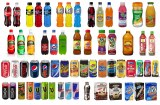 Coca Cola, Fanta, Sprite, Pepsi 330ml soft drinks