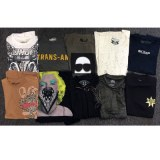 Screen printed Men's T-shirts assortment 500pcs.