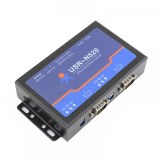 2 Serial port RS232 RS485 RS422 Ehternet Converter, Serial to Ethernet