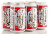 BUDWEISER BEER CAN 330ML