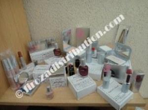 Lots of cosmetics Pierre Cardin.