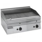 Griddle, Gas Grooved