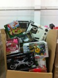 32 pallets of manifested customer returned toys
