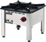 Gas wok china table range 1x 15 kw
