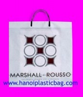 rigid handle bag high quality