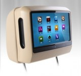 9 Inch Car Headrest TFT LCD Monitor With DVD