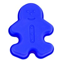 Blaumann BL-1293, Snow kid-shaped cake form Blue