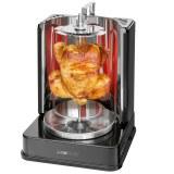 Clatronic DVG-3686: Vertical Kebab Multi-Grill