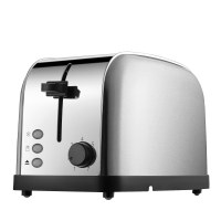 Daewoo SYM-1298: Stainless Steel Bread Toaster - 2 Drawer, 2 Slice 