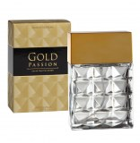 Danny Supreme, Gold Passion , Eau de Toilette, 100ml