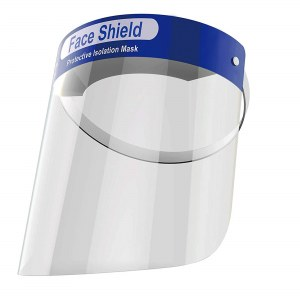Face Shield FS-01: Protective Face Shield