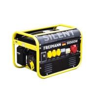 Freimann FM-S8500W: Air Cooled Professional Gasoline Generator