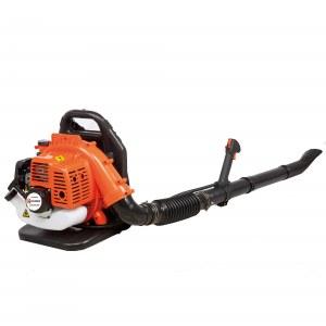 Herzberg HG-8068GB: Petrol Powered Backpack Leaf Blower