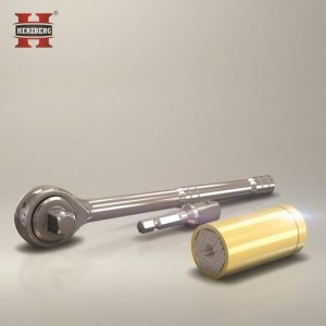Herzberg HG-5031; Universal Socket Wrench 3pcs
