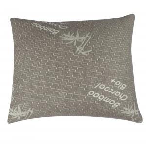 Herzberg HG-6050BC: Bamboo Charcoal Pillow